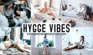 Hygge Vibes Mobile & Desktop Lightroom Presets