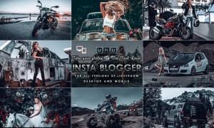 INSTA Blogger Presets (Mobile & Desktop)