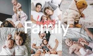 Lightroom Preset-Happy Family Theme 4973199