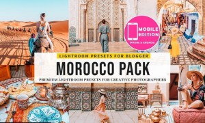 Morocco Lightroom Presets