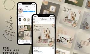 Natalia - Instagram Post and Stories GP6LB3G