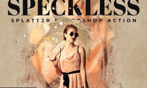 Speckless - Splatter PS Action ZBFD3SP