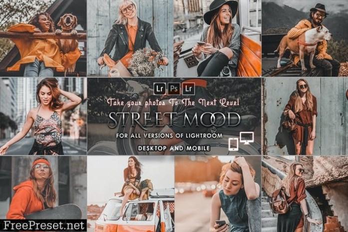 Street Mood Presets Desktop & Mobile