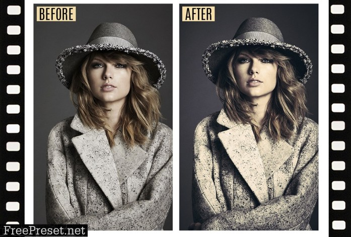 Vintage look Lightroom presets 4886574