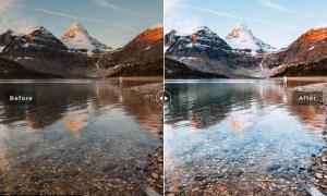 Zermatt Pro Lightroom Presets 5339739
