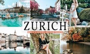 Zurich Mobile & Desktop Lightroom Presets