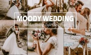 10 Moody Wedding Lightroom Presets 5916494