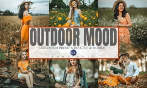 10 Outdoor Mood Lightroom Desktop Mobile