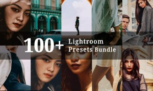 100+ Lightroom Presets Bundle 5363527