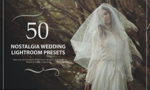 50 Nostalgia Wedding Lightroom Presets