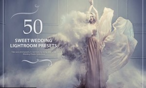 50 Sweet Wedding Lightroom Presets