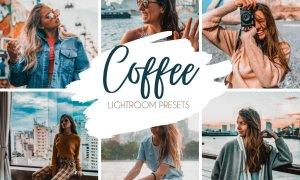 Coffee Mobile & Desktop Lightroom Presets 5461374