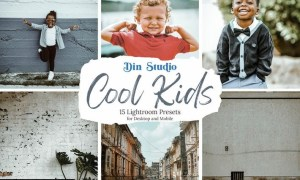 Cool Kids Lightroom Presets