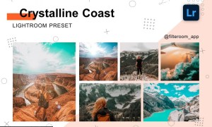 Crystalline Coast Lightroom Presets 5238743