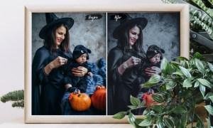 Halloween Lightroom Presets 5457965