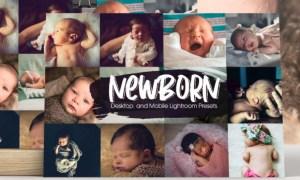 Newborn Lightroom Presets 6146360
