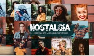 Nostalgia Lightroom Presets 6121970
