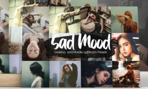 Sad Mood Lightroom Presets 6135309