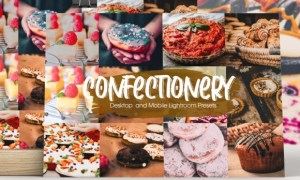 Sweet Confectionery Lightroom Presets 5967533