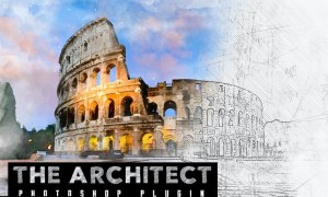 The Architect - Photoshop Plugin DRZQ86X