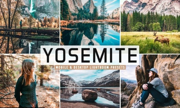 Yosemite Mobile & Desktop Lightroom Presets