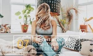 7 Bright Blogger Lightroom Presets + Mobile