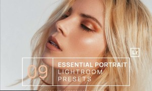 9 Essential Portrait Lightroom Presets + Mobile