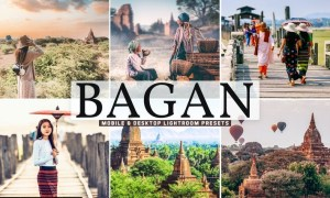 Bagan Mobile & Desktop Lightroom Presets