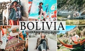 Bolivia Mobile & Desktop Lightroom Presets
