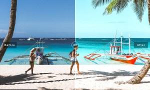Boracay Mobile & Desktop Lightroom Presets