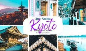 Kyoto Lightroom Presets