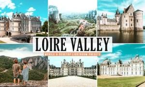 Loire Valley Mobile & Desktop Lightroom Presets