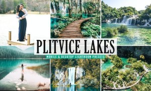 Plitvice Lakes Mobile & Desktop Lightroom Presets
