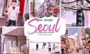 Seoul Lightroom Presets