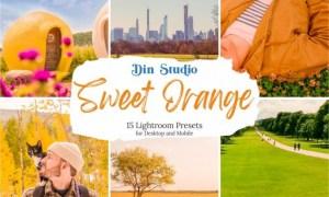 Sweet Orange Lightroom Presets 5555363