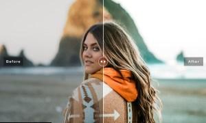 Travel Blogger Mobile & Desktop Lightroom Presets