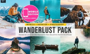 Wanderlust Lightroom Presets