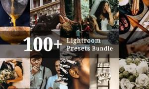 100+ Lightroom Presets Bundle 5363532