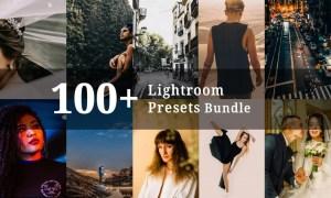 100+ Lightroom Presets Bundle 5367915