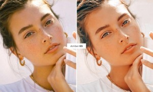 4 Lightroom Presets AMBER 5542921