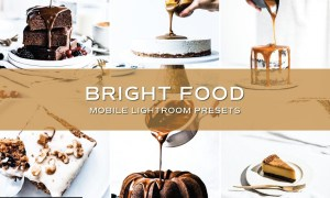 5 Bright Food Lightroom Presets 5701806