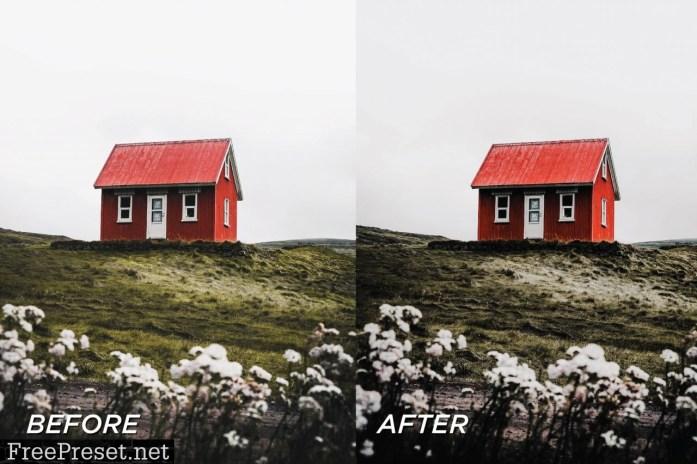 5 Iceland Lightroom Presets 5699064