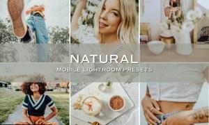 5 Natural Lightroom Presets 5701425