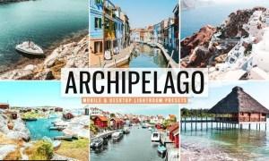 Archipelago Mobile & Desktop Lightroom Presets
