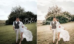 Boho Wedding Lightroom Presets Pack 5463743