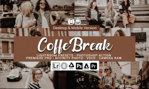 Coffee Break Presets 5689372