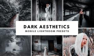 Dark Aesthetic Mobile Presets 5543725