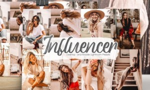 Influencer Lightroom Presets 6669829
