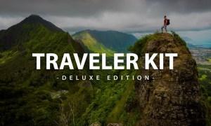 Traveler Kit Deluxe Edition | For Mobile & Desktop NW9BQRZ