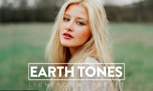 10 EARTHY TONES Lightroom Preset 5533013